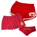 LADIES LIFEGUARD SHORTS